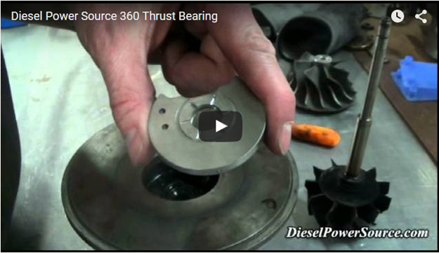 Picture of DPS 360 Degree Thrust Bearing