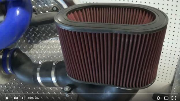 DPS Stocker over S400 Twin Turbo kit for Dodge Cummins