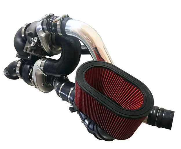 DPS S480 TWIN TURBO FOR CUMMINS 5.9L 2003 - 2007 (Compounds)