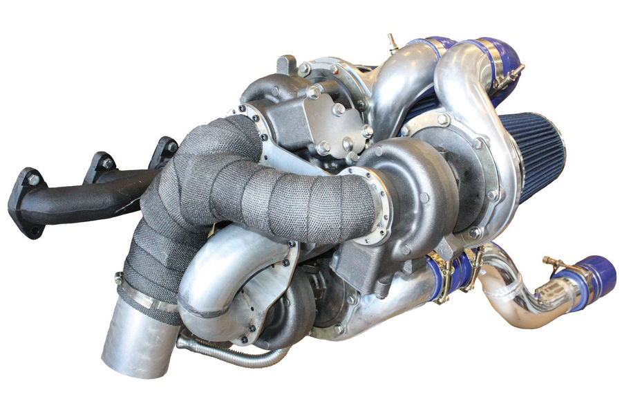Why Turbochargers Are So Exciting, and the Basics of How They Work.