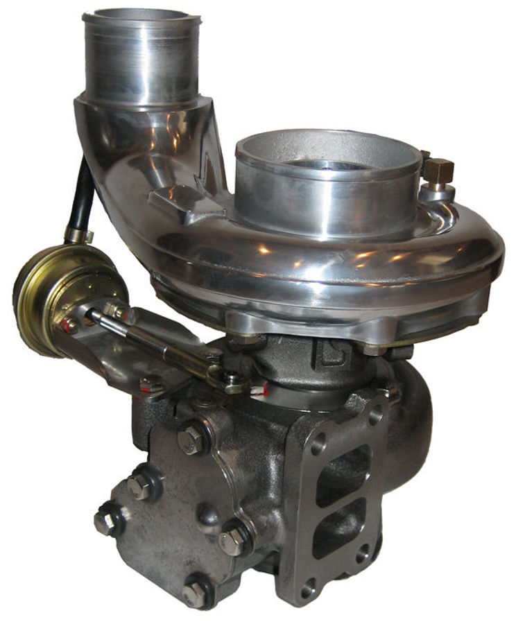 Purpose of groove on turbocharger
