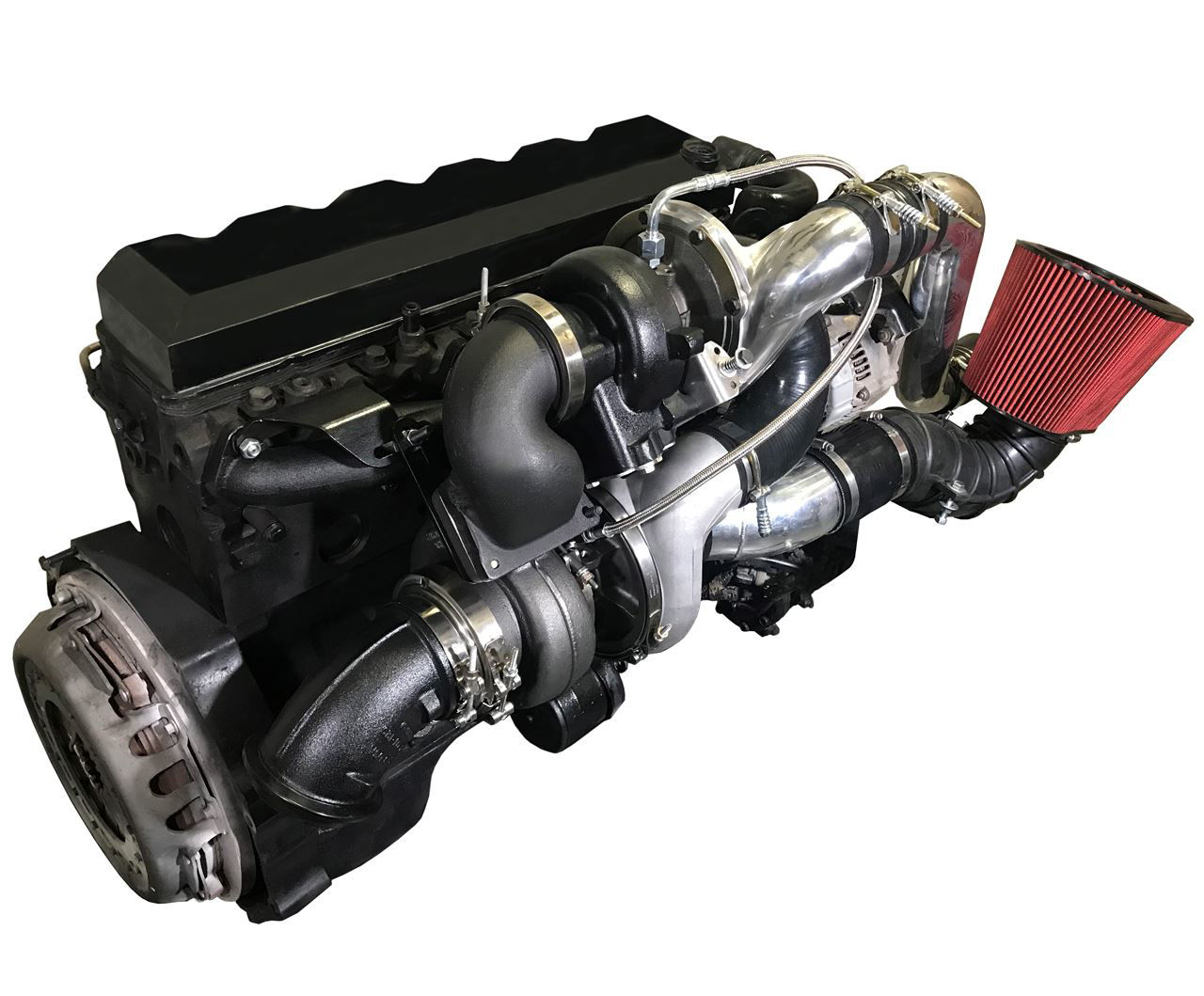 Picture for category Compound Turbos