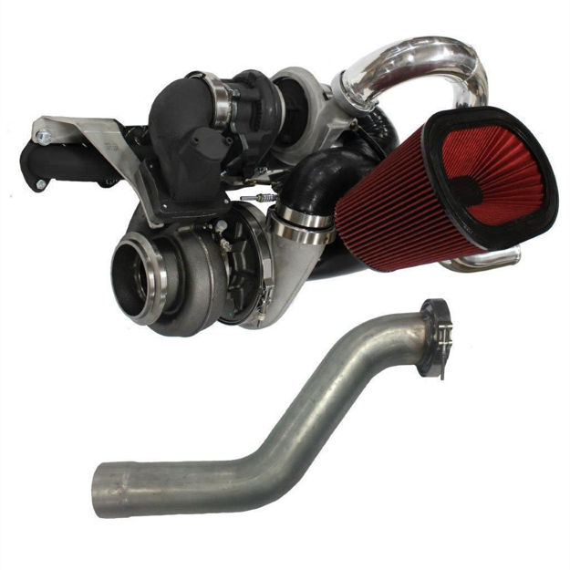 DPS ADD A TURBO COMPOUND TURBO