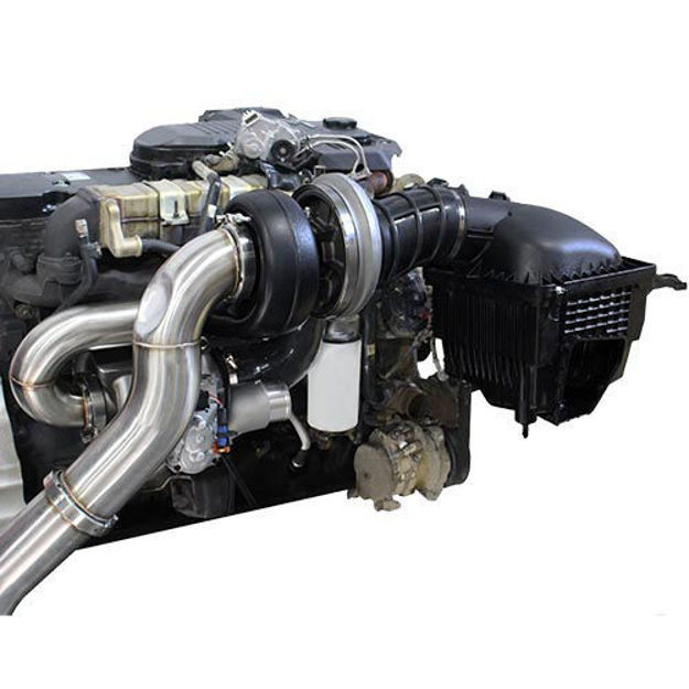 DPS Add-a-Turbo COMPOUNDTwin TURBO FOR 2010-2012 DODGE CUMMINS 6.7L