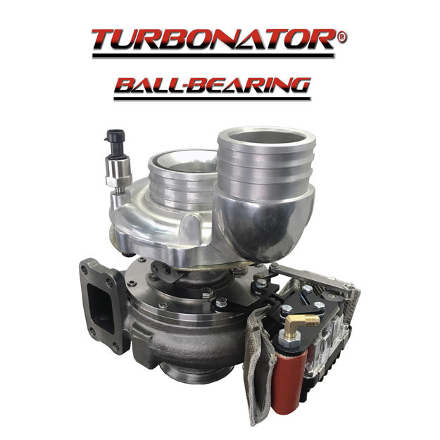 DPS Dual Ceramic Ball Bearing Turbo for Dodge Cummins