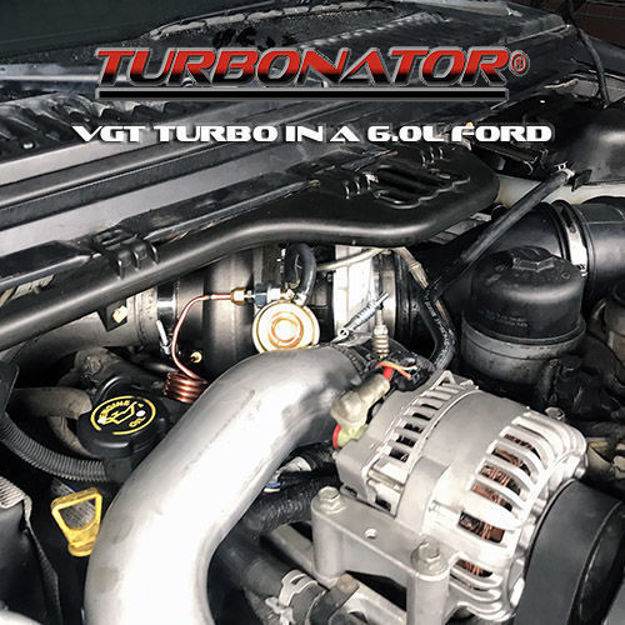 ford 6.0 turbo upgrade
