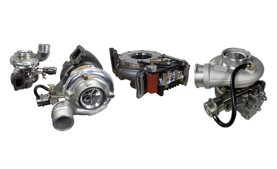 Picture for category Single Turbos