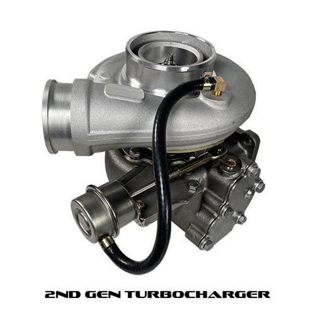 DPS turbo upgrade for dodge cummins