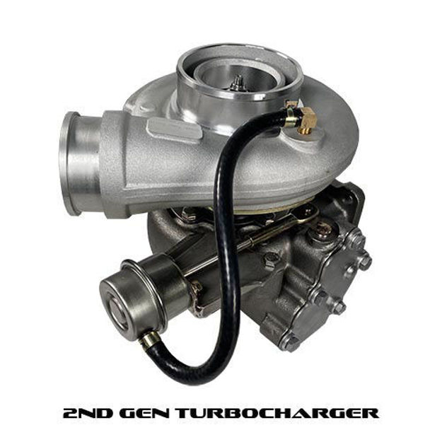 DPS 627112 TURBO FOR DODGE CUMMINS 1998.5 - 2002